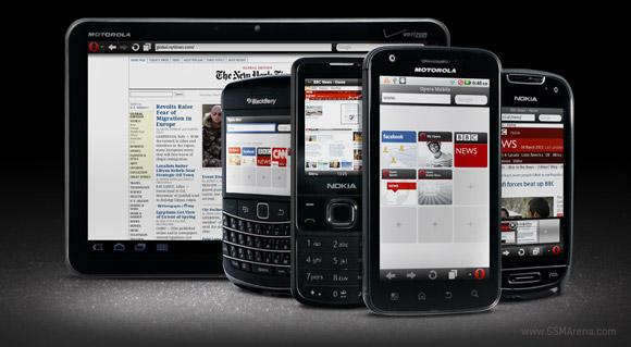 Opera Mini 6 and Opera Mobile 11 launch - GSMArena.com news