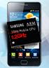 Samsung I9100 Galaxy S II dual-core CPU will run at 1.2 GHz