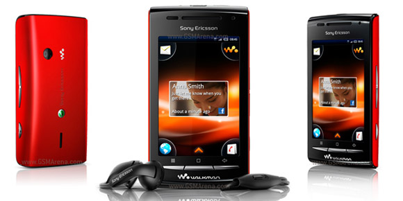 Sony Ericsson announces its first Android Walkman phone ...