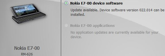 Symbian Anna update for Nokia N8 and E7 hits the Nokia