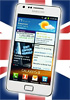The white Samsung Galaxy S II launches in the UK today