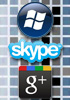Skype, Google+ support arriving with Windows Phone Tango?