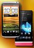 Orange enlist HTC One X, One S and Sony Xperia U