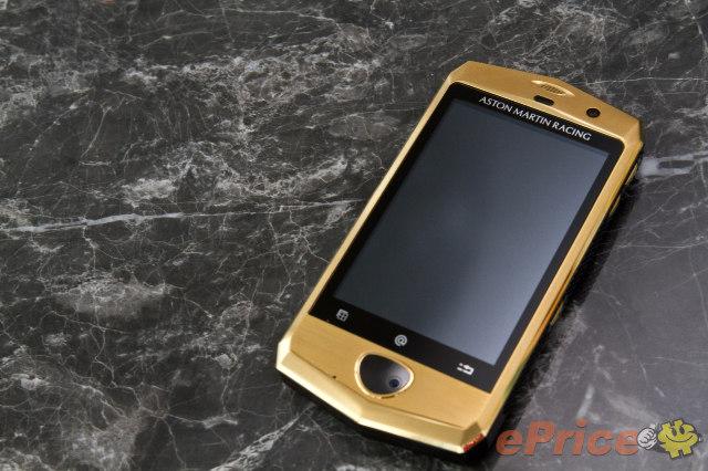 Meet The Racing Luxury Smartphone Aston Martin Aspire Gsmarena Com News