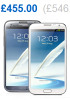 Galaxy Note II goes on pre-order in UK, cost £546