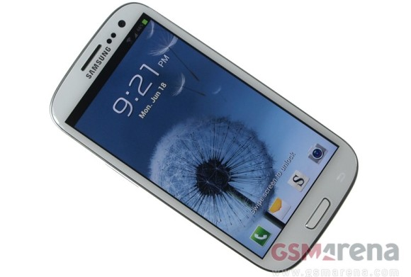 Samsung Galaxy S III is T-Mobile's best-selling device of ...
