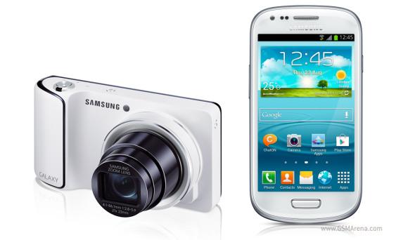 Samsung Galaxy Camera and Galaxy S III mini hit UK - GSMArena.com news