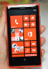 Red Lumia 920T for China Mobile poses for the camera