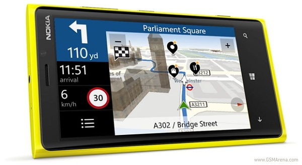Nokia Drive Can Now Be Downloaded By Anyone with Windows Phone 8