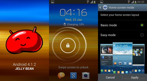 Samsung rolls out Jelly Bean update for Galaxy S II I9100G
