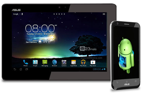 Asus Padfone 2 software update improves stability, camera