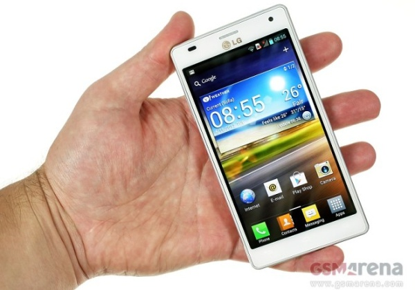 LG Optimus 4X HD Gets Android 41 Jelly Bean Update