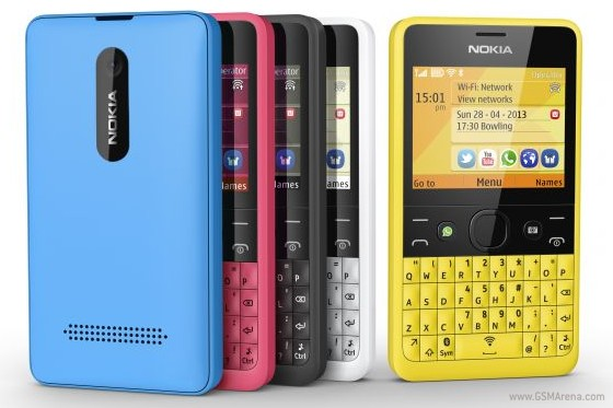 qwerty packing nokia asha 210 goes official. Black Bedroom Furniture Sets. Home Design Ideas