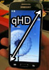 Samsung Galaxy S4 mini user agent profile confirms qHD screen