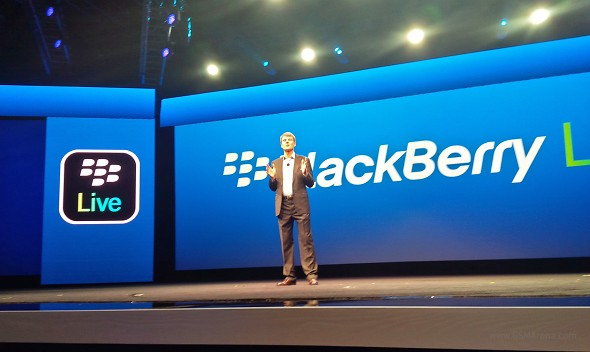 BlackBerry announces BlackBerry 10 1 OS update to Z10 owners