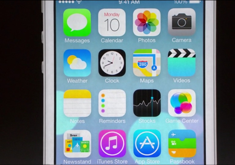 Counterclockwise: the history of iOS updates - GSMArena com news
