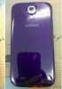 Samsung Galaxy S4 in Purple Mirage pictured