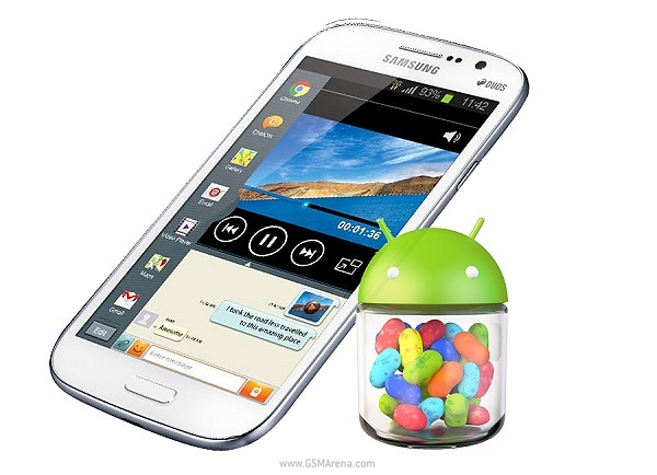 Android 4.2.2 for Samsung Galaxy Grand Duos I9082