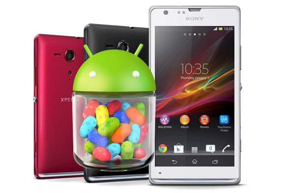 Sony Xperia SP gets a firmware update, no Android 4 2 yet