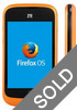 Firefox OS-powered ZTE Open sells out on Ebay