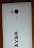 Verizon bound Lumia 1520 in white poses for the camera