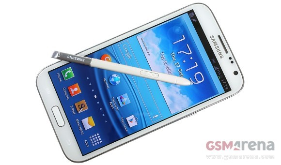 Android 4 3 for international Samsung Galaxy Note II leaks