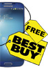 Samsung Galaxy S4 goes free on BestBuy