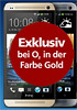 Gold HTC One now available on O2 Germany