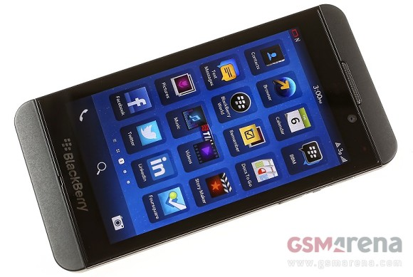 BlackBerry Z10 has its price slashed to £179 95 in the UK