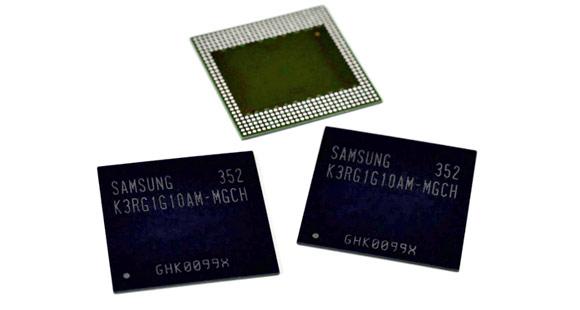 Samsung announces 4GB DDR4 mobile DRAM - GSMArena com news