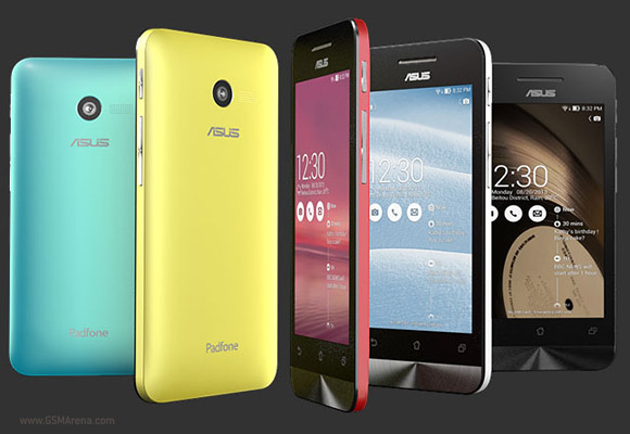 Asus Zenphones Unveiled Come In 4 5 And 6 Inches