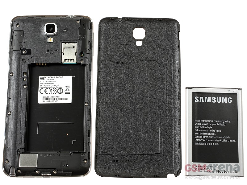 Samsung Galaxy Note 3 Neo unveiled, we have live photos - GSMArena