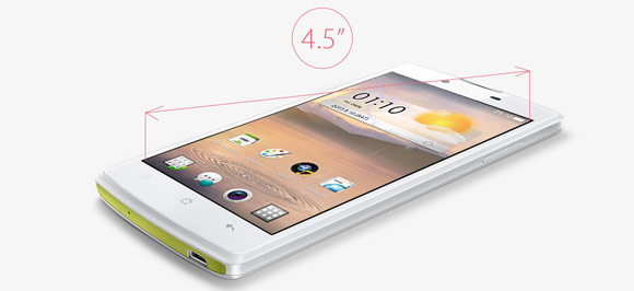 Mid range oppo neo now official costs 215 gsmarena news this places the oppo neo straight up into the mid range smartphone category where itll be providing backup for the oppo r819 reheart Choice Image