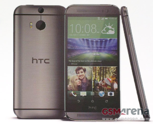 here's why the HTC One 2014 has two cameras