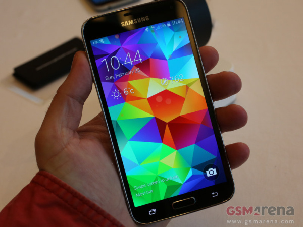 Samsung Galaxy S5 gets rooted ahead of its global launch