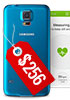 Samsung Galaxy S5 costs  $256 to build