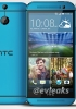 HTC One (M8) leaks out on Twitter in blue color scheme