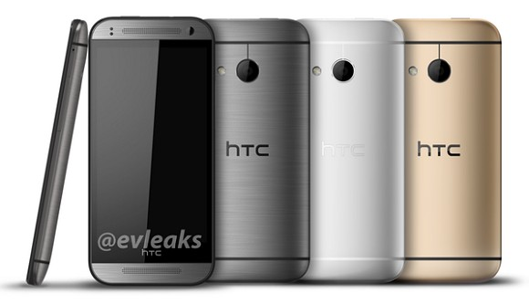 Sforum - Trang thông tin công nghệ mới nhất gsmarena_001 Rò rỉ hình ảnh HTC One mini 2: Vỏ nhôm nguyên khối, camera 13 Mpx