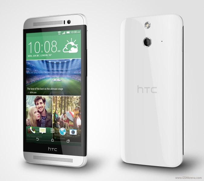 Sforum - Trang thông tin công nghệ mới nhất gsmarena_004 HTC công bố HTC One E8 (M8 Ace): Vỏ nhựa, Chip lõi tứ, camera 13MP