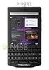 Unannounced BlackBerry Porsche Design P'9983 appears