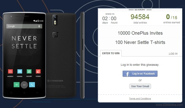 OnePlus is giving away 10,000 purchase invites for the One ...