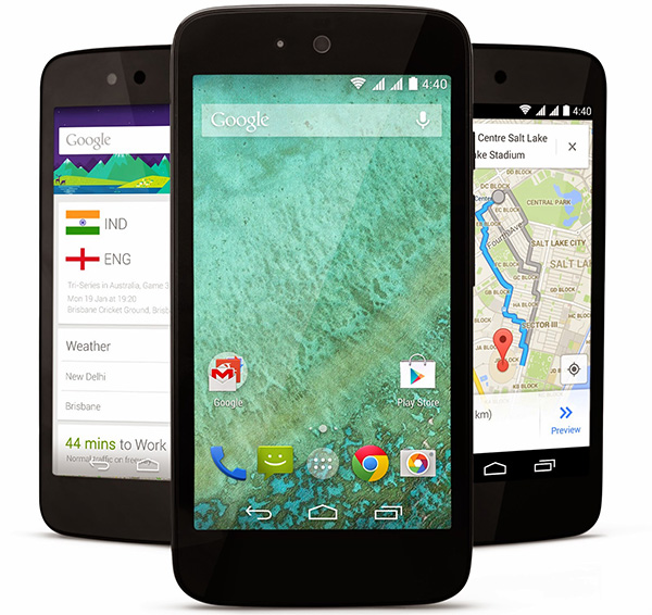 google new android phone launches android one in india with three new 21745