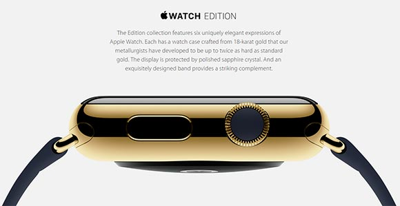Apple Watch Edition price to start at $5,000, analyst ...