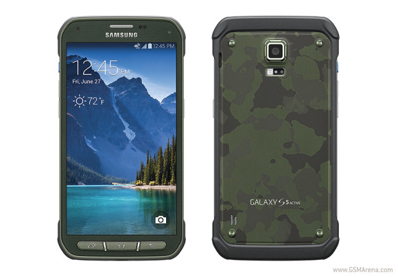 Samsung Galaxy S5 Active coming soon to Europe, to cost € ...