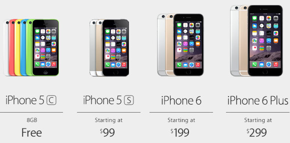 iphone 5s free apple slashes iphone prices iphone 5c is now free 5s 11197