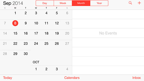 5 5 Iphone 6 To Run Ios Optimized For Landscape Apps Gsmarena Com News
