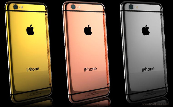 Goldgenie Offers 24ct Gold Plated Iphone 6 And Iphone 6