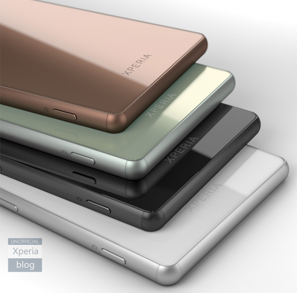 Sony Xperia Z3 leaked press images reveal its color options