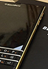Gold BlackBerry Passport appears in live photos