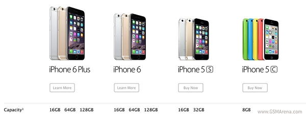 Boost Mobile Will Also Be Offering Previous IPhone Models At A Discount The 16GB 5s And 5c Available For 49999 34999